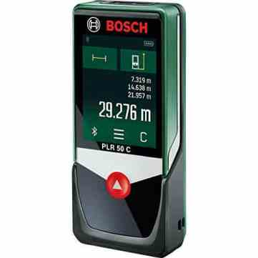 Bosch PLR 50 C Digital Laser Measure REVIEW