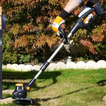 Vonhau 20v coless-battery-grass-strimmer - Best entry level model for small gardens