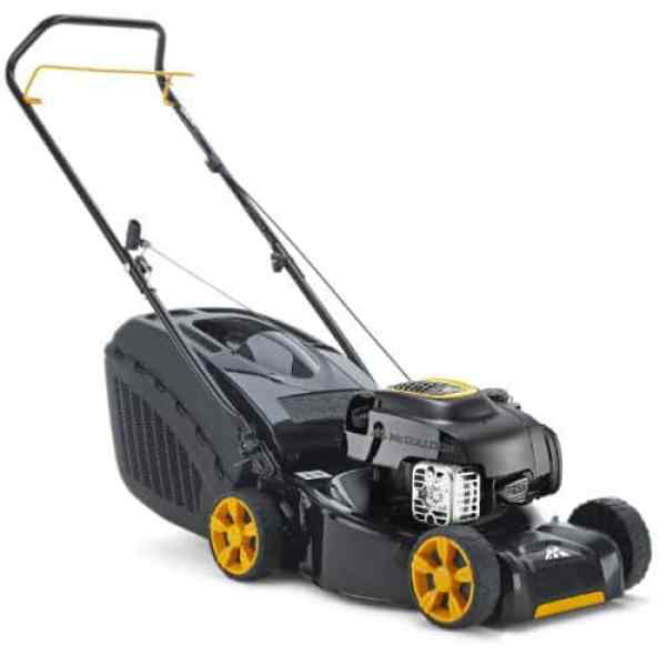 McCulloch m40 125 petrol lawnmower review