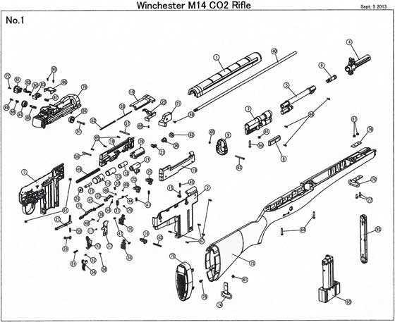 bb rifle diagram