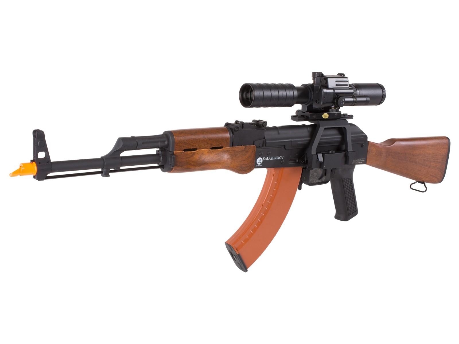 Pubg Wallpaper Guns Cybergun Kalashnikov Akm Aeg Airsoft Rifle Kit Airsoft Guns