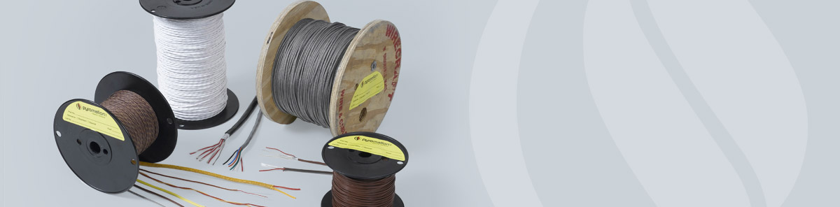 Pyromation Thermocouple Wires, RTD Wires, Thermocouple Cables, RTD