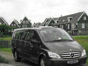 Taxi Zondervan 8 personen