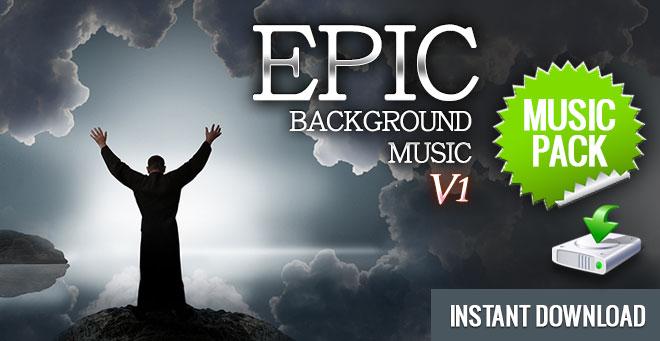 Epic Background Music V1 - Q-Music