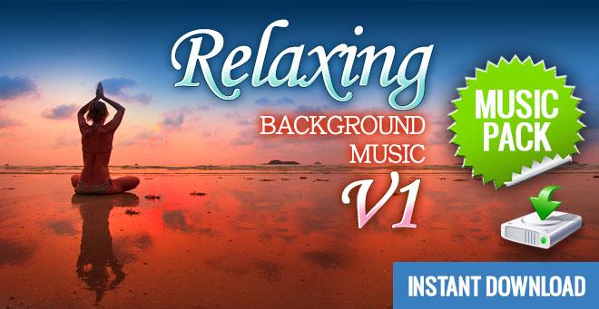 Relaxing Background Music V1 - Q-Music