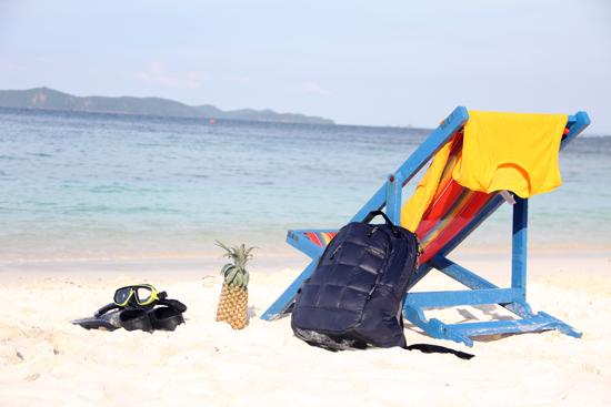 تقرير : رحلتي إلي جزيرة بي بي . Phi Phi Island