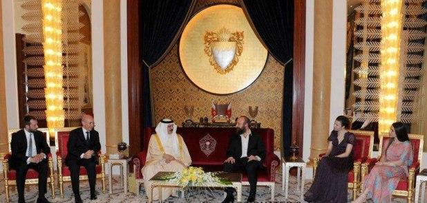 أبطال-حريم-السلطان-فى-ضيافه-ملك-البحرين