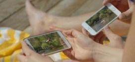 فيديو: اعلان شركة سامسونغ .. تسخر من جهاز ايفون 5s
