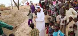 فيديو: مشاري الخراز ينقل مآسي المسلمين في النيجر لندرة الماء !