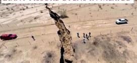 فيديو: أخدود يظهر في المكسيك بطول كيلو متر وعمق 25 قدم !