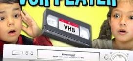 شاهد: رد فعل أطفال القرن 21 بعد مشاهدة فيديو بتكنولوجيا الـ 20