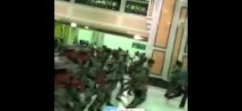 فيديو: الرئيس التركي#اردوغان أثناء تأديته مناسك العمره في مكة المكرمه