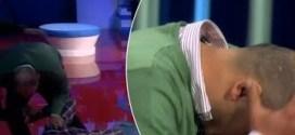 فيديو: برنامج المسامح كريم لجورج قرداحي يتحول لساحة عراك!