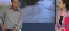 فيديو : رن هاتف الضيف على الهواء.. شاهد ماذا فعل؟
