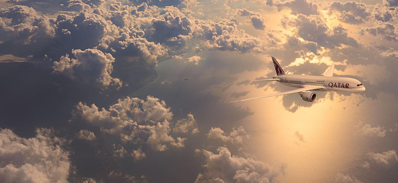 Qatar Airways Boeing 777 Qatar Airways