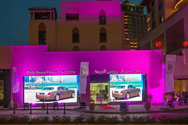Qatar Duty Free Opens Coach Montblanc Almotahajiba And Hugo Boss Boutiques At Hia Qatar Is