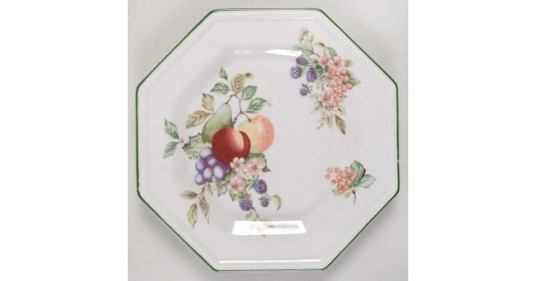 Johnson Brothers Fresh Fruit Dinner Plates 105quot Set Of 6