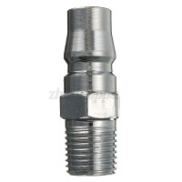 EURO 1/4 BSP Air Line Hose C-type Quick Male Connector ...