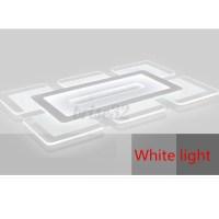 Modern Elegant Square Acrylic LED Ceiling Light Living ...