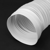 5'' Diameter Flexible Portable Exhaust PVC Tube Fits Air ...