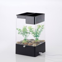 LED Light Square USB Interface Aquarium Ecological Office