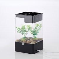 LED Light Square USB Interface Aquarium Ecological Office ...