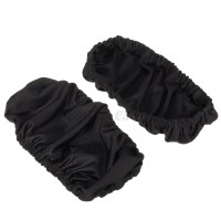 1Pair Removable Chair Armrest Covers Elastic Protector ...