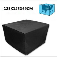 Large Waterproof Furniture Sofa Chair Set Cover Garden ...