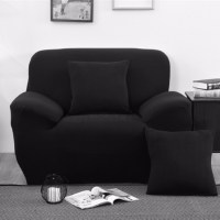 1 2 3 Seat L Shape Sectional Sofa Couch Cover Stretch ...