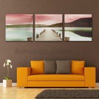 Modern Abstract Canvas Print Painting Picture Wall Mural ...