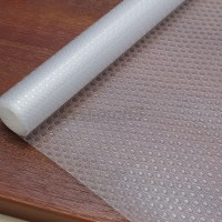 Clear Drawer Liner Rubber Kitchen Cupboard Mat Cabinet ...