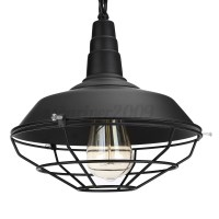 Metal Vintage Ceiling Light Modern Chandelier Pendant ...