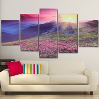 Living Room Canvas Print Wall Art Oil Painting Picture ...