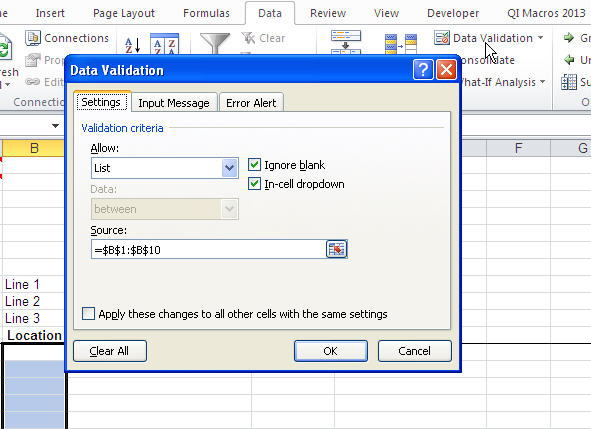 How to Track Defects on a Spreadsheet Excel Template