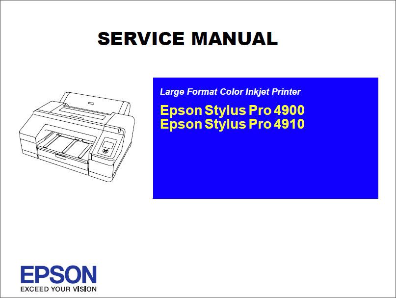 epson stylus cx4900 cx4905 cx5000 cx5900 service manual