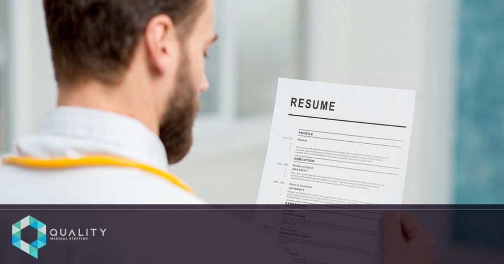 How to Explain Job Hopping On Your Resume Quality Medical Staffing - job hopping resume
