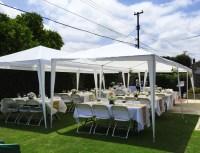 Peaktop 10 x 30 Heavy Duty Outdoor Gazebo Wedding Party ...