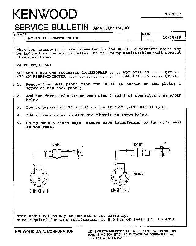 Cb Radio Mic Wiring Kenwood Mc 60 Electrical Circuit Electrical