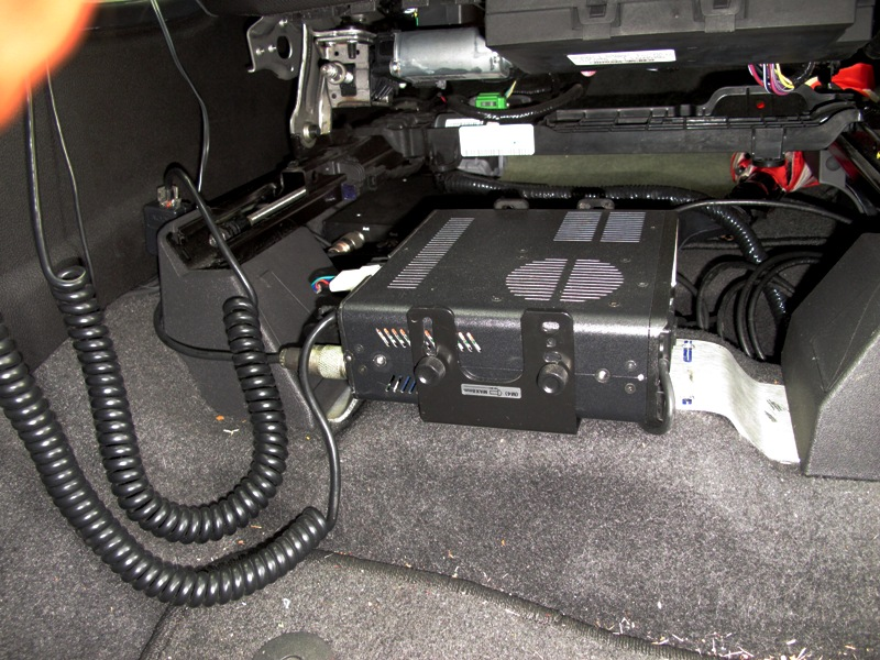A Mobile Radio Wiring Wiring Diagram