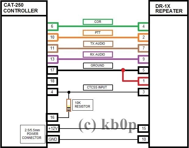 abus cable wiring diagram
