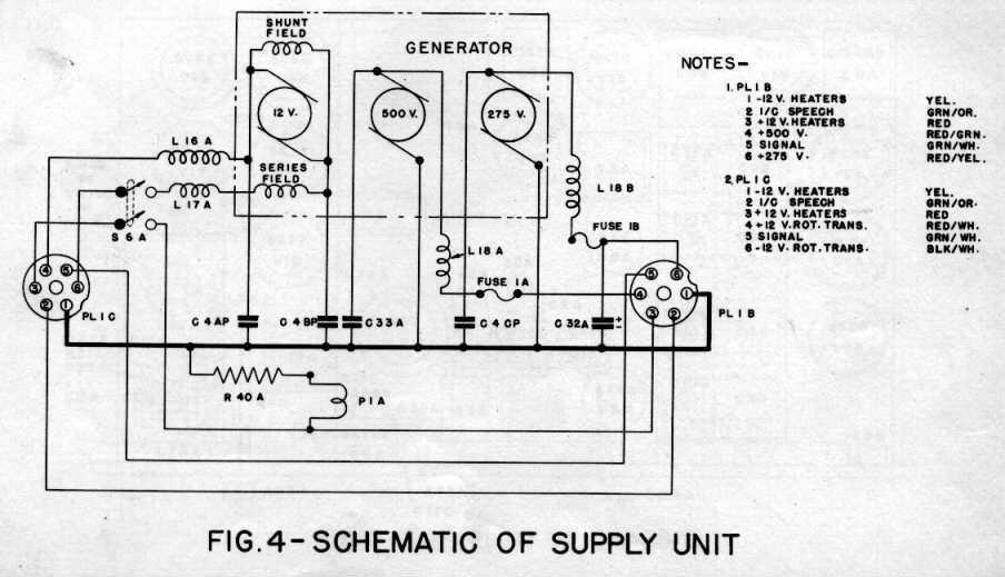variometer wiring schematic