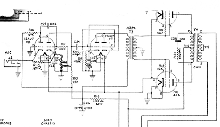 am modulator circuit idea