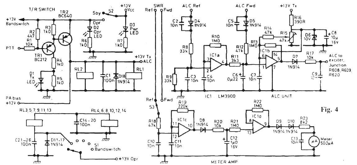 motorola pcb diagram