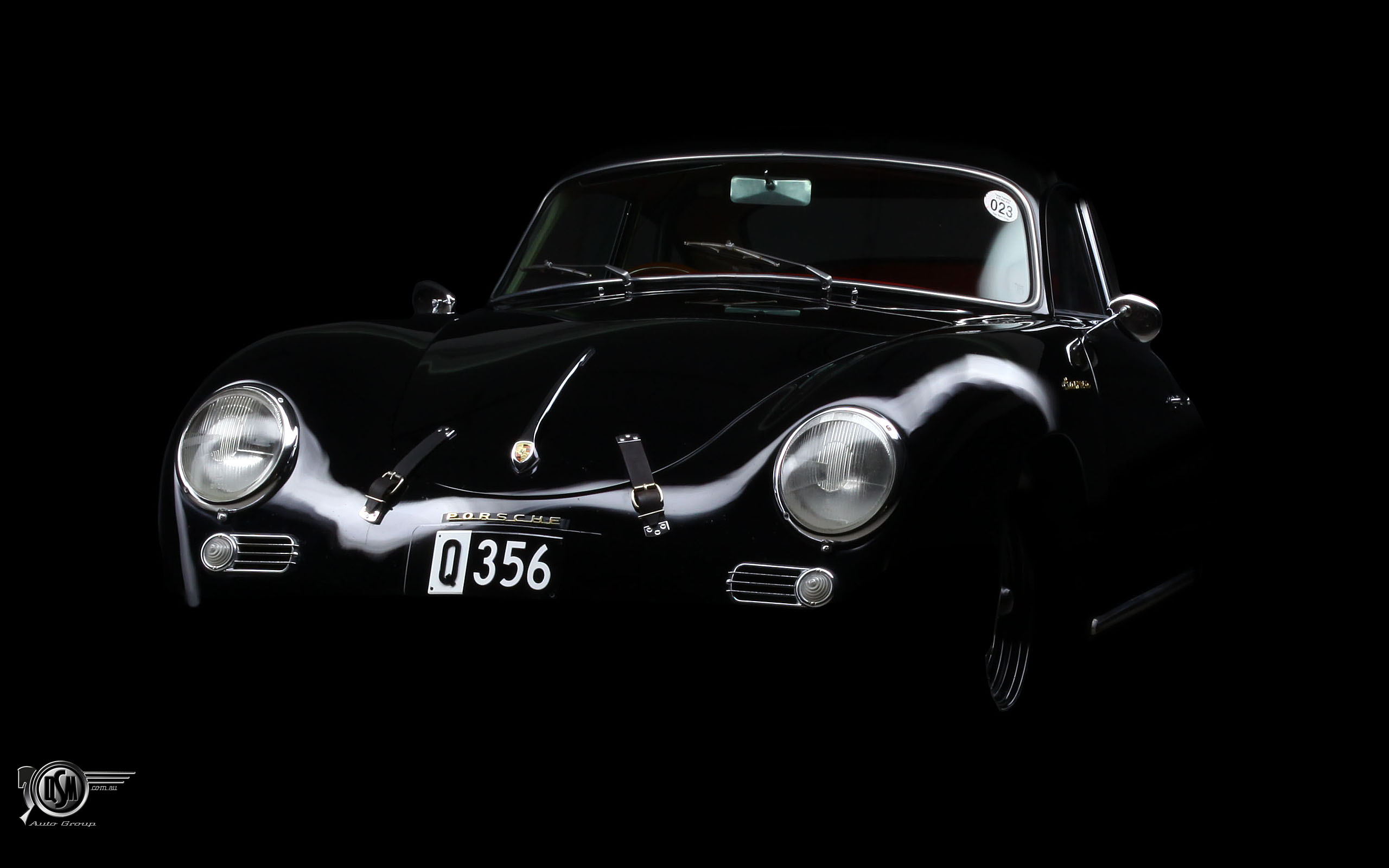 Black And White Vintage Car Wallpaper Qsm Auto Group Porsche Turbo 911 964 993 996 997 Boxster