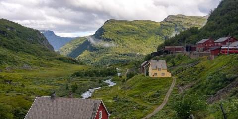 Paisaje-Bergen-a-Myrdal_Estacion