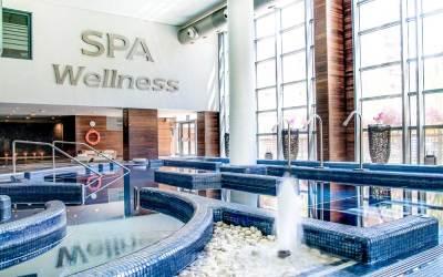 Absara Spa, ubicado dentro del Sheraton Madrid Mirasierra Hotel & Spa,