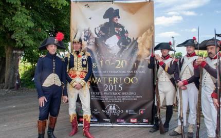 Presentación del evento Waterloo 2015