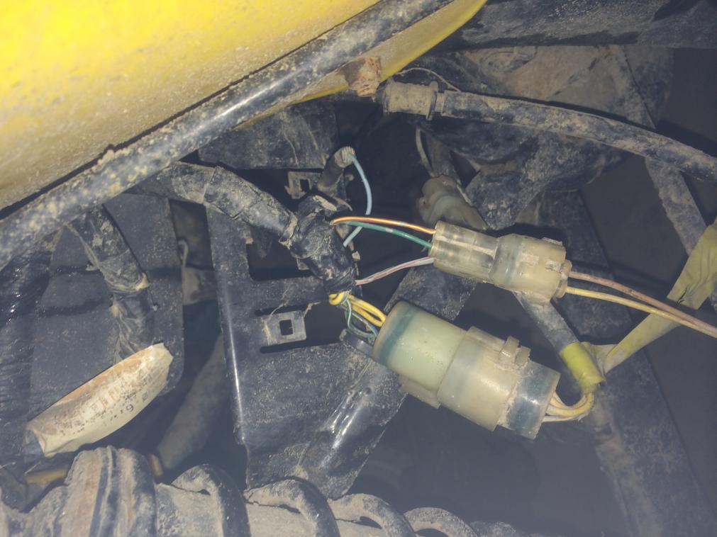 2004 Honda Foreman 450 - Wiring / Plug - Honda ATV Forum - QUADCRAZY