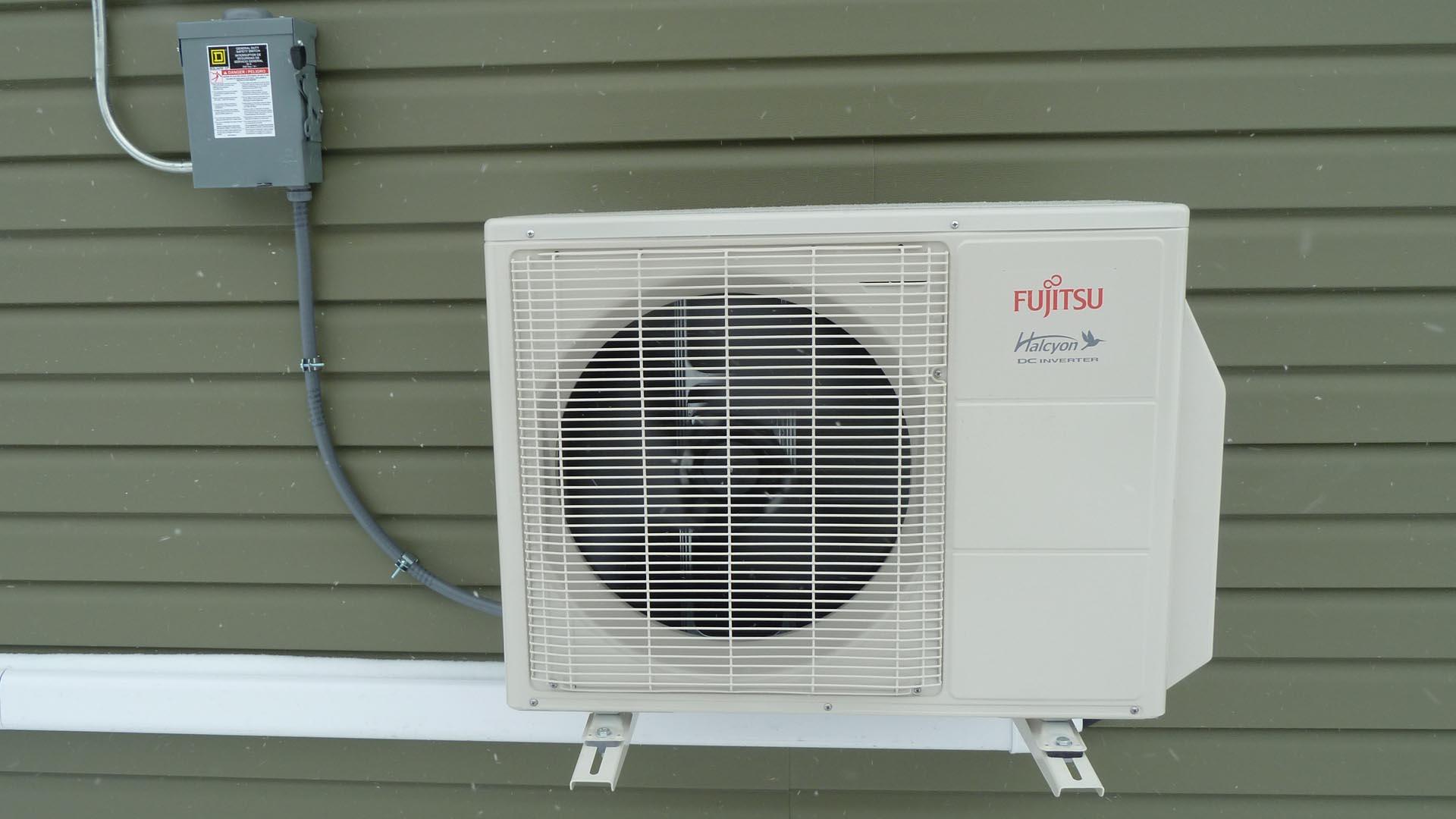 mini split heat pump wiring diagram