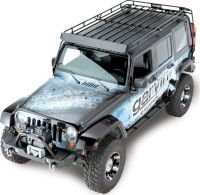 Garvin Wilderness Roof Rack JK 4 door - AUSJEEPOFFROAD.COM ...